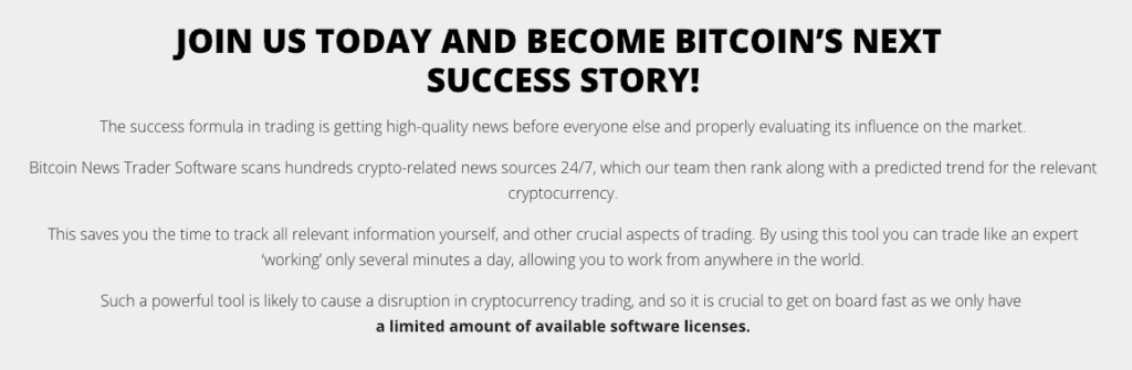 bitcoin news trader millionaire