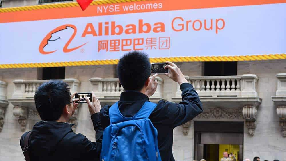 Alibaba Stock Price Analysis