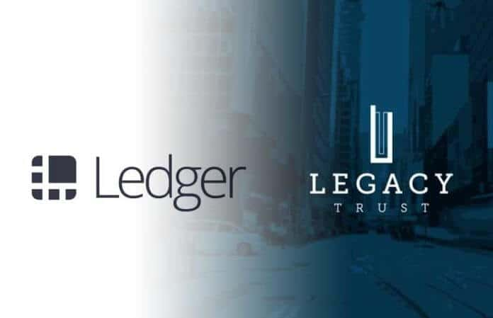 Ledger and Legacy Trust Plan to Become Crypto Custodians as Well