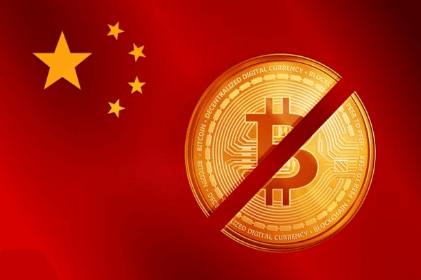 china bans btc