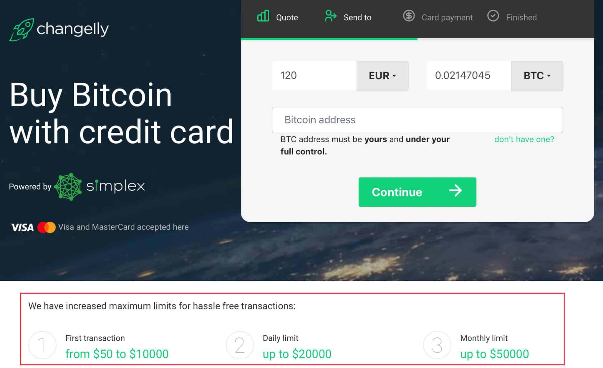 buy cryptocurrency online with credit card