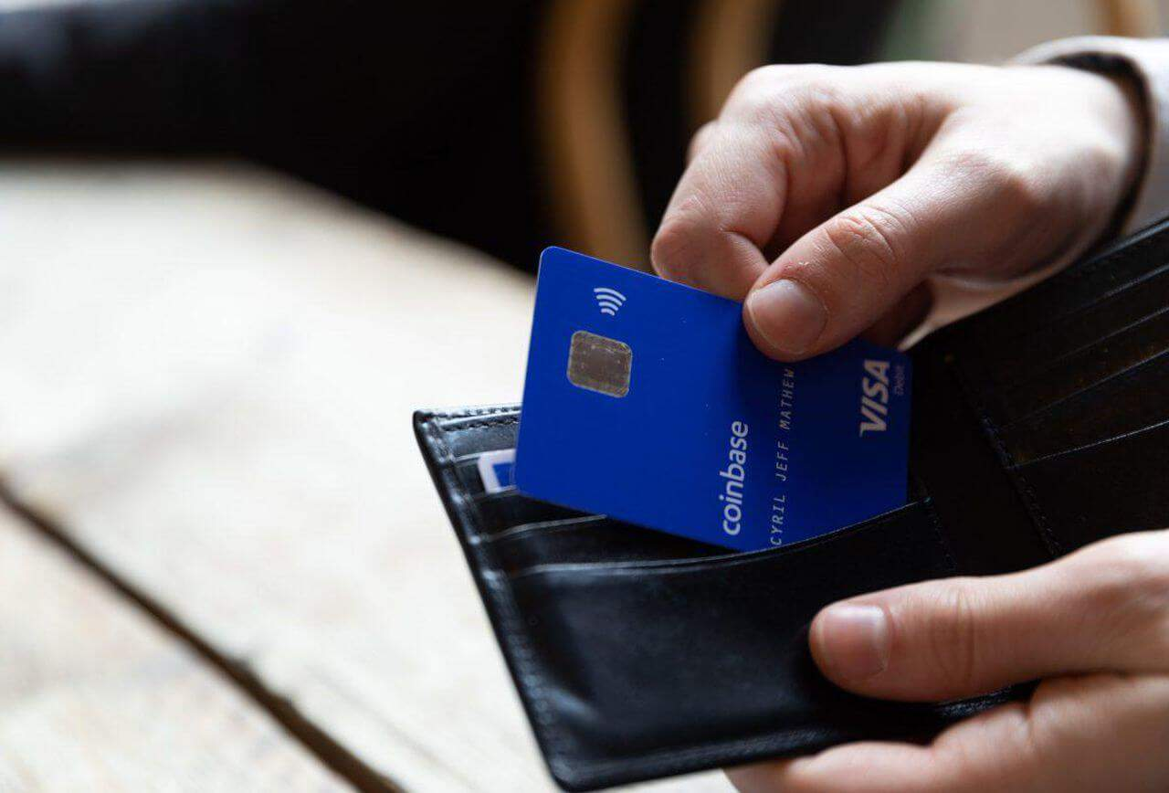 Coinbase Debit Card Hits the Market in UK