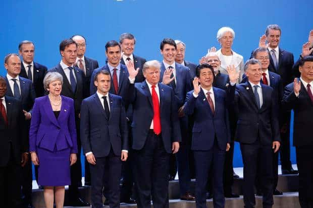G20 Summit Leader to Decide Cryptocurrencies Fate in June