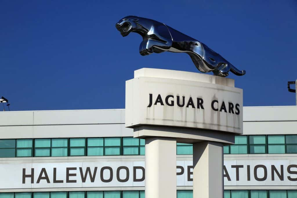 Jaguar Land Rover Rolls Out Plan to Compensate Drivers with Digital Currency for Sharing Data