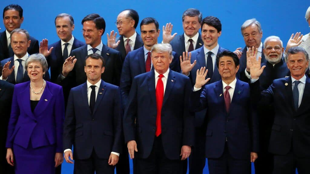 Japan Leading G20 into Cryptocurrency Future