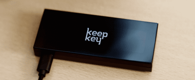 KeepKey (Sumber: insidebitcoins.com)