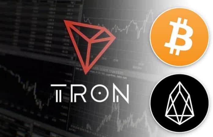 TRON Bitcoin