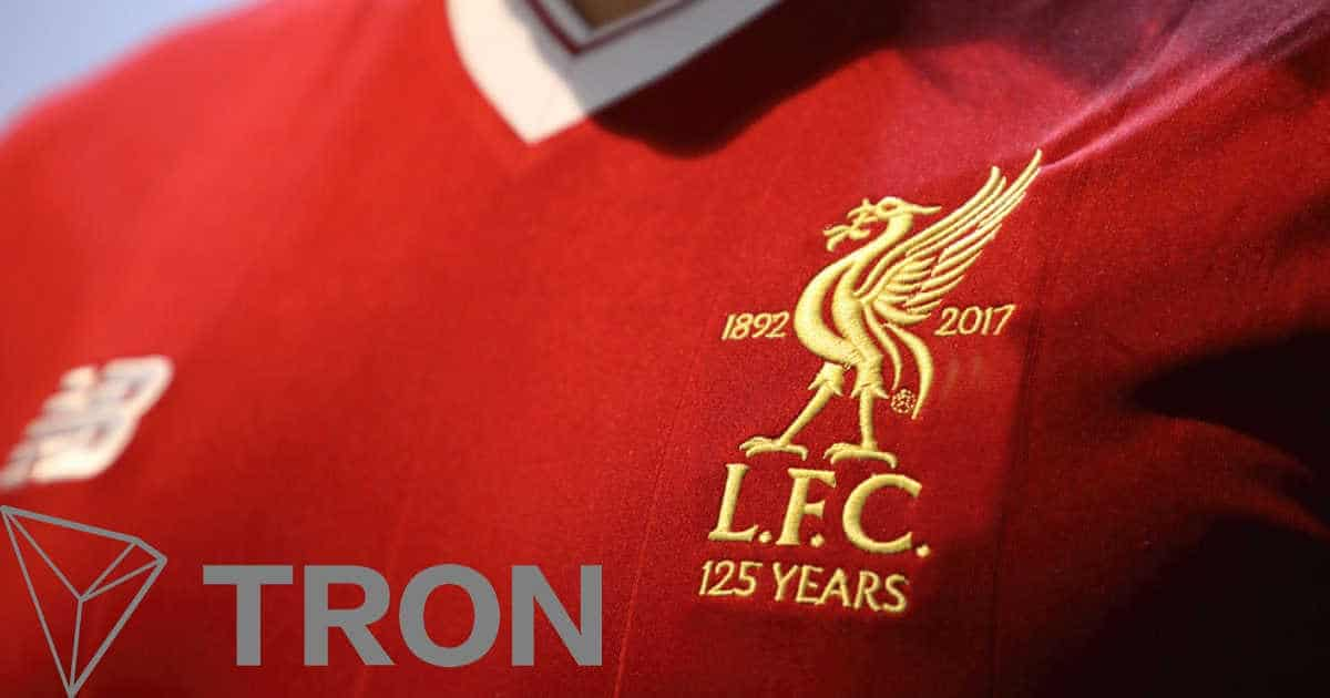We Have No Deal With TRON, Liverpool FC Denies Purported Partnership