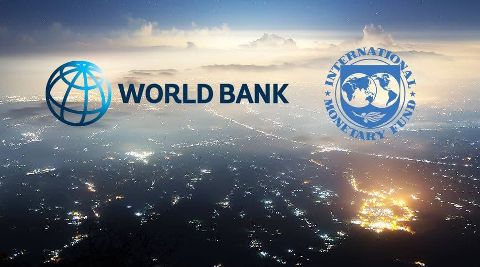 World Bank And IMF Forms A New Partnership