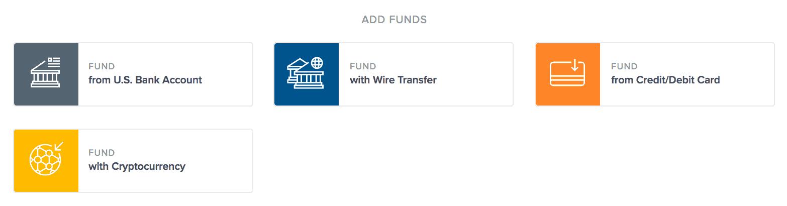 bitcoin add funds