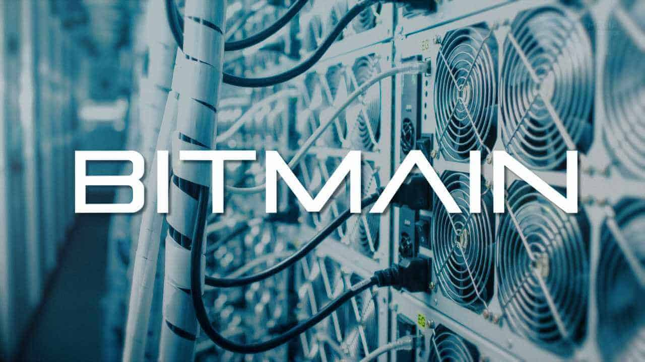 Bitmain's Own Mining Power Goes down by 88%