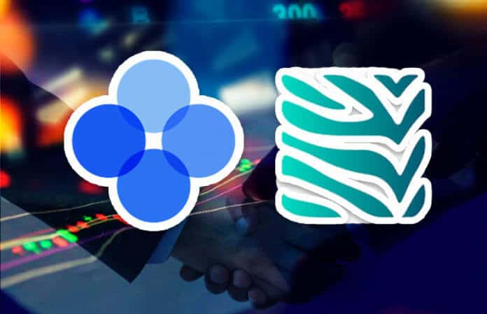 Caspian and OKEx Exchange Partners