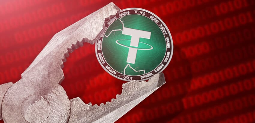 Coinbase Looking To Land Killing Blow on Tether USDT