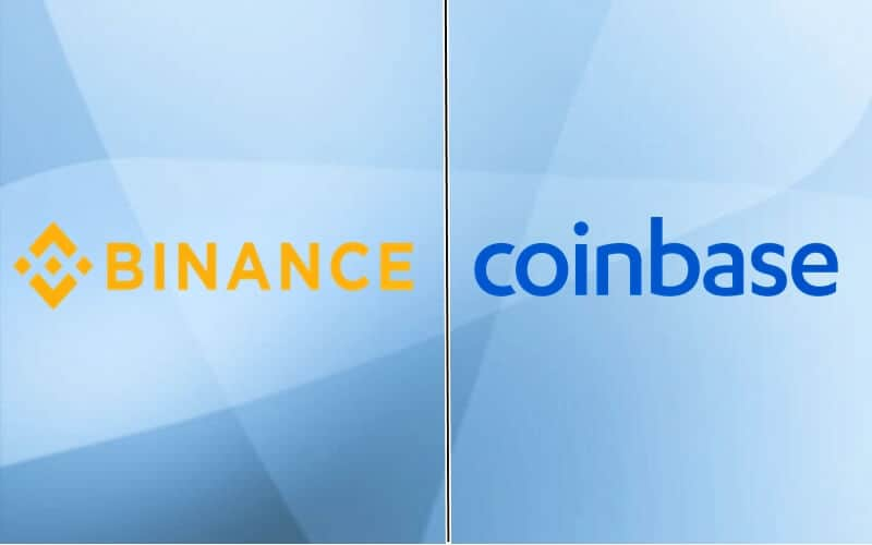 Coinbase and Binance Traffic Soars On The Back Of Bitcoin's Impressive April Gains