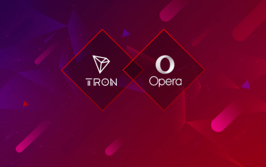 Justin Sun Finally Reveal TRON and Opera Working Together