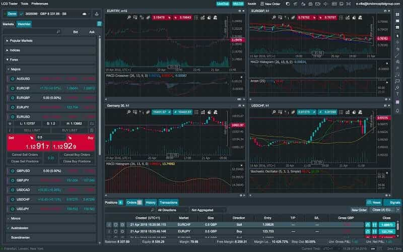 LCG_Trader