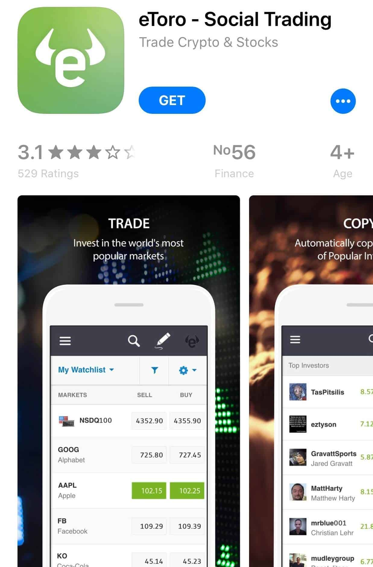 Top Trading Apps