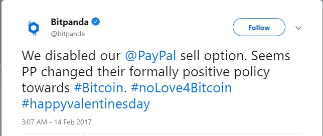 Bitpanda Paypal