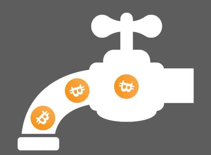 buy bitcoin faucet