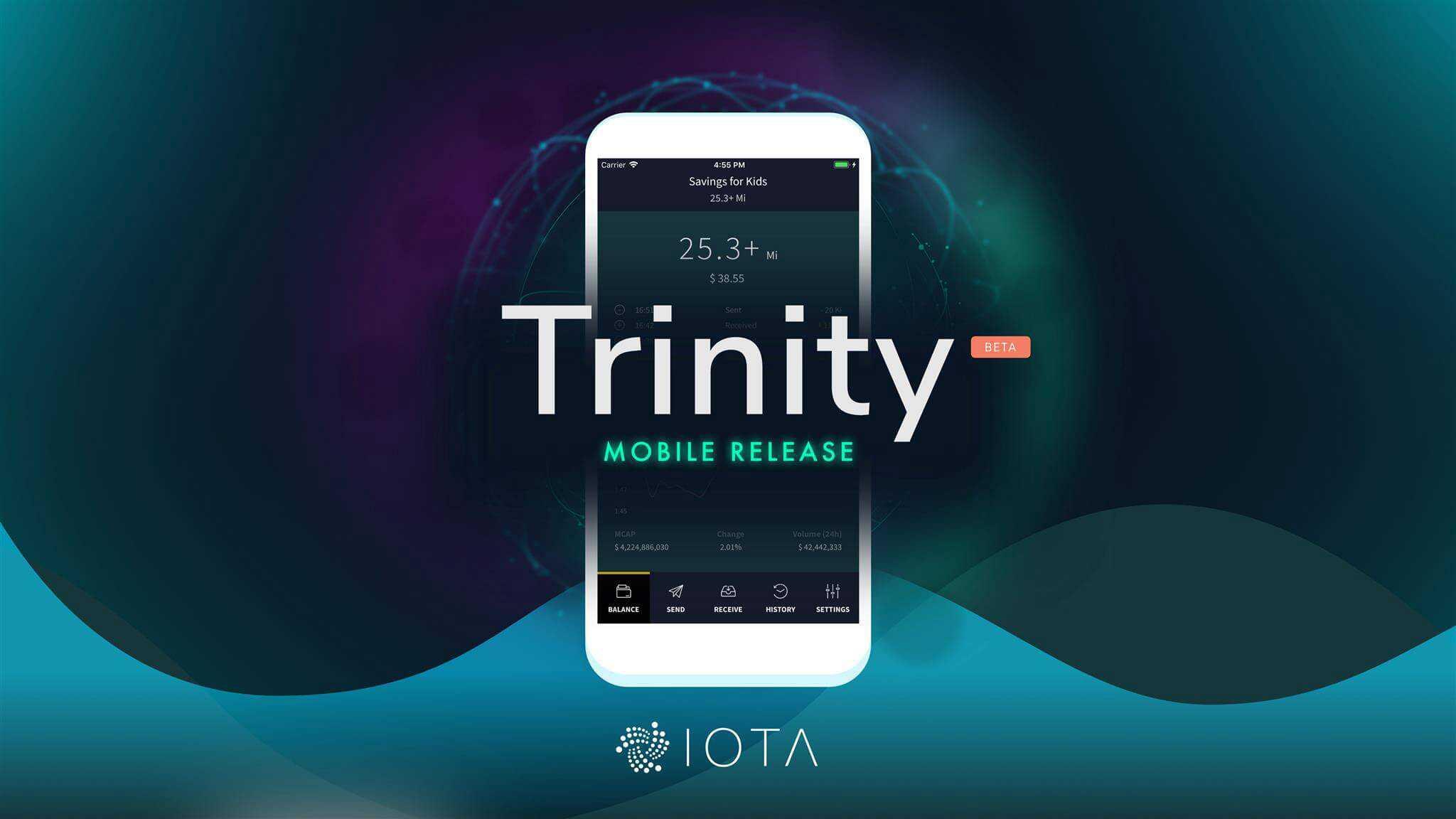 IOTA Fully Releases Trinity Wallet