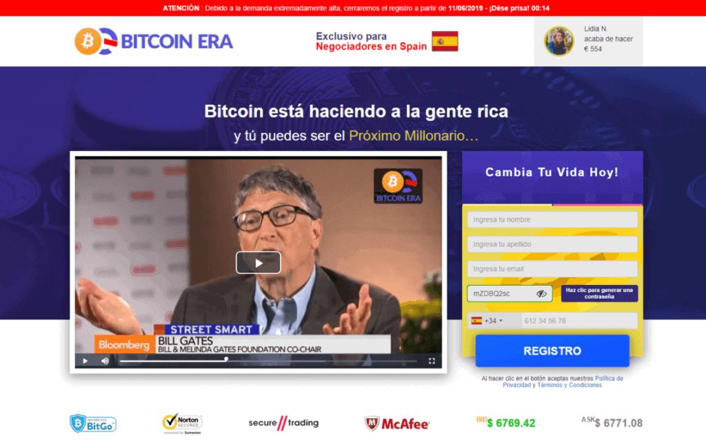 Bitcoin Era App