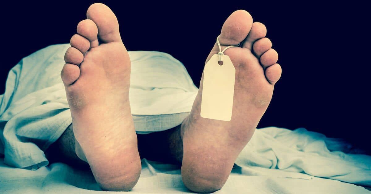 dead polish guy