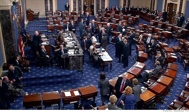 u.s senate