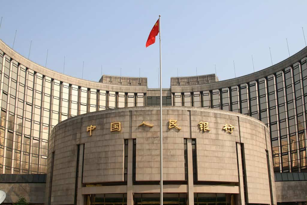 Chinese Central Bank Steps Up Efforts To Launch Own Cryptocurrency