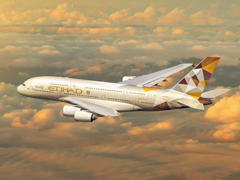 Etihad Airlines and Winding Tree Are Looking to Revolutionize the Traveling Industry