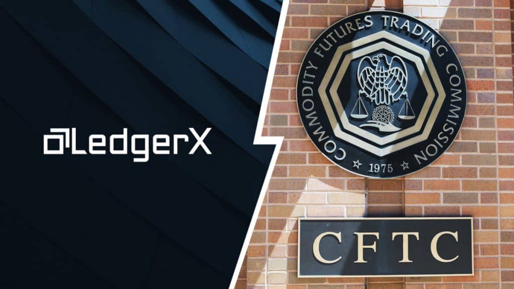 LedgerX Physically Settled-Bitcoin Futures Were Not Approved by the CFTC