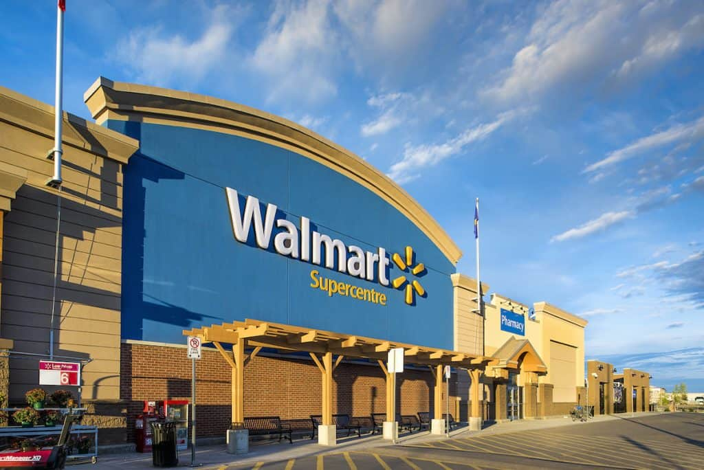 Walmart Wants to Patent Drone Communication via Blockchain