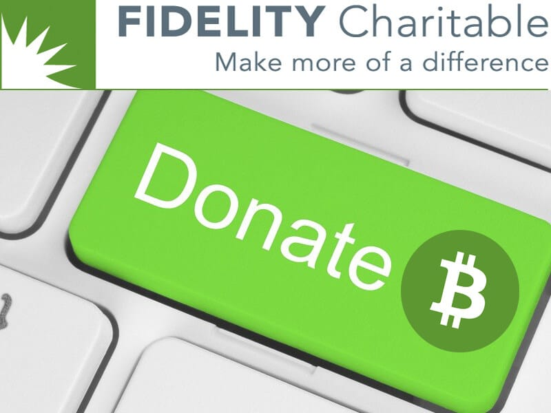 fidelity charity