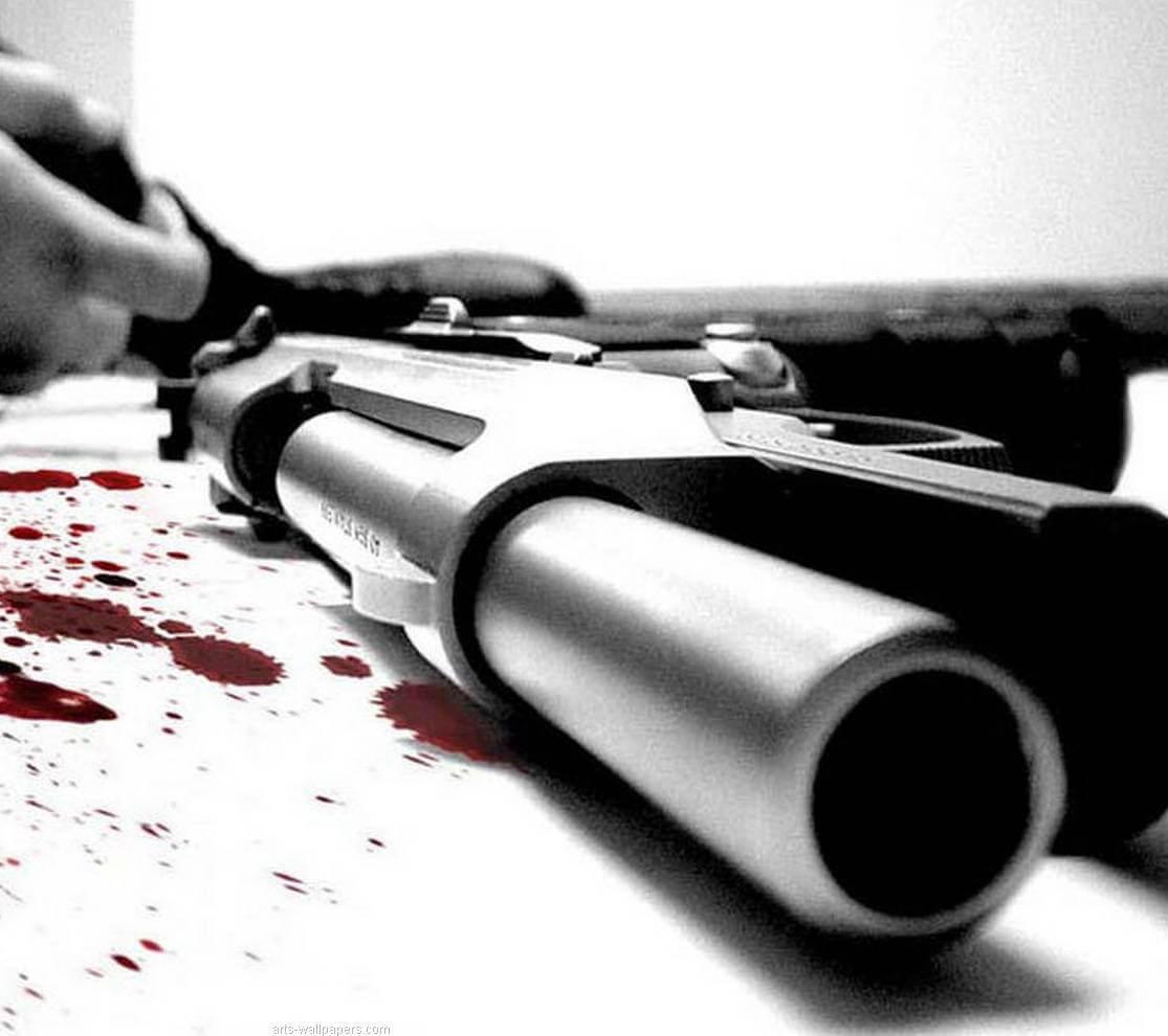 gun crypto death