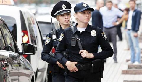 ukraine cops
