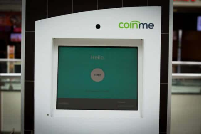 Coinme Raises $1.5 Million Funding For Expansion Of Bitcoin ATM Network