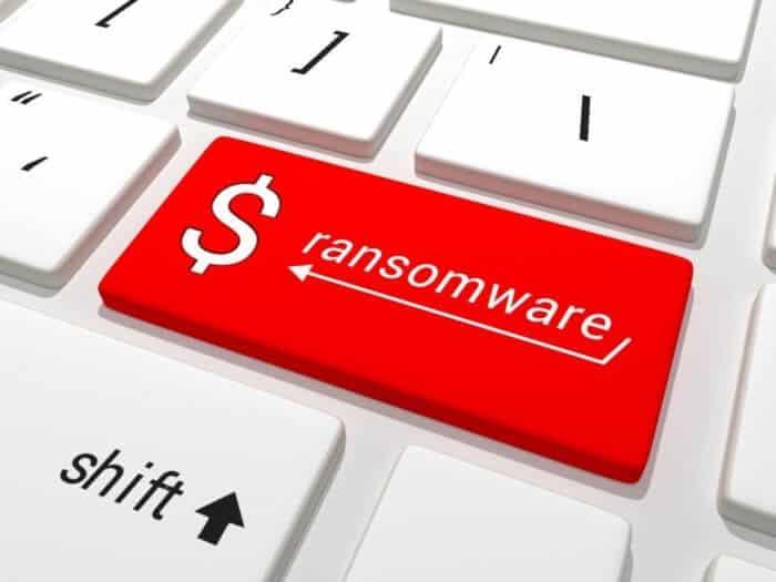 ransomware de