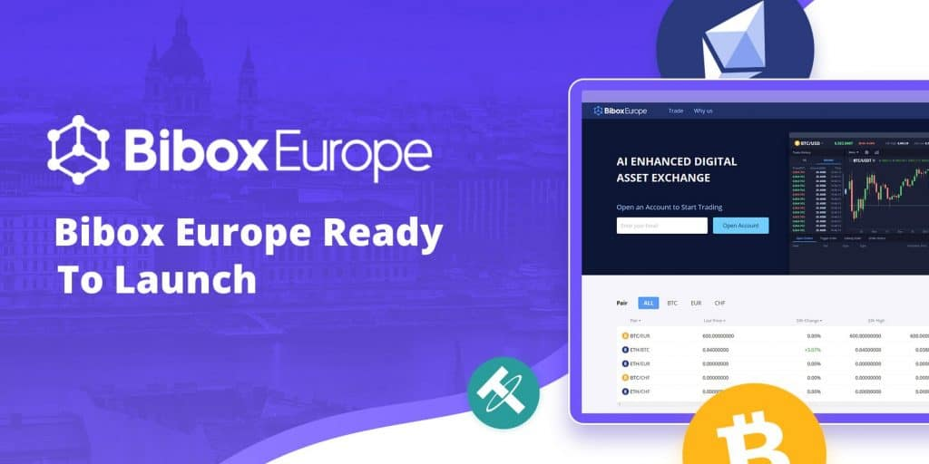 BiboxEurope Sets to Launch its GBP Crypto Pairings on Monday
