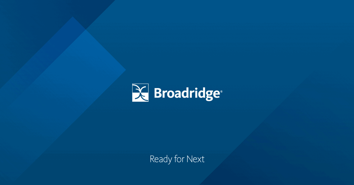 Broadridge Acquires Shadow And Could Soon Offer Crypto Services