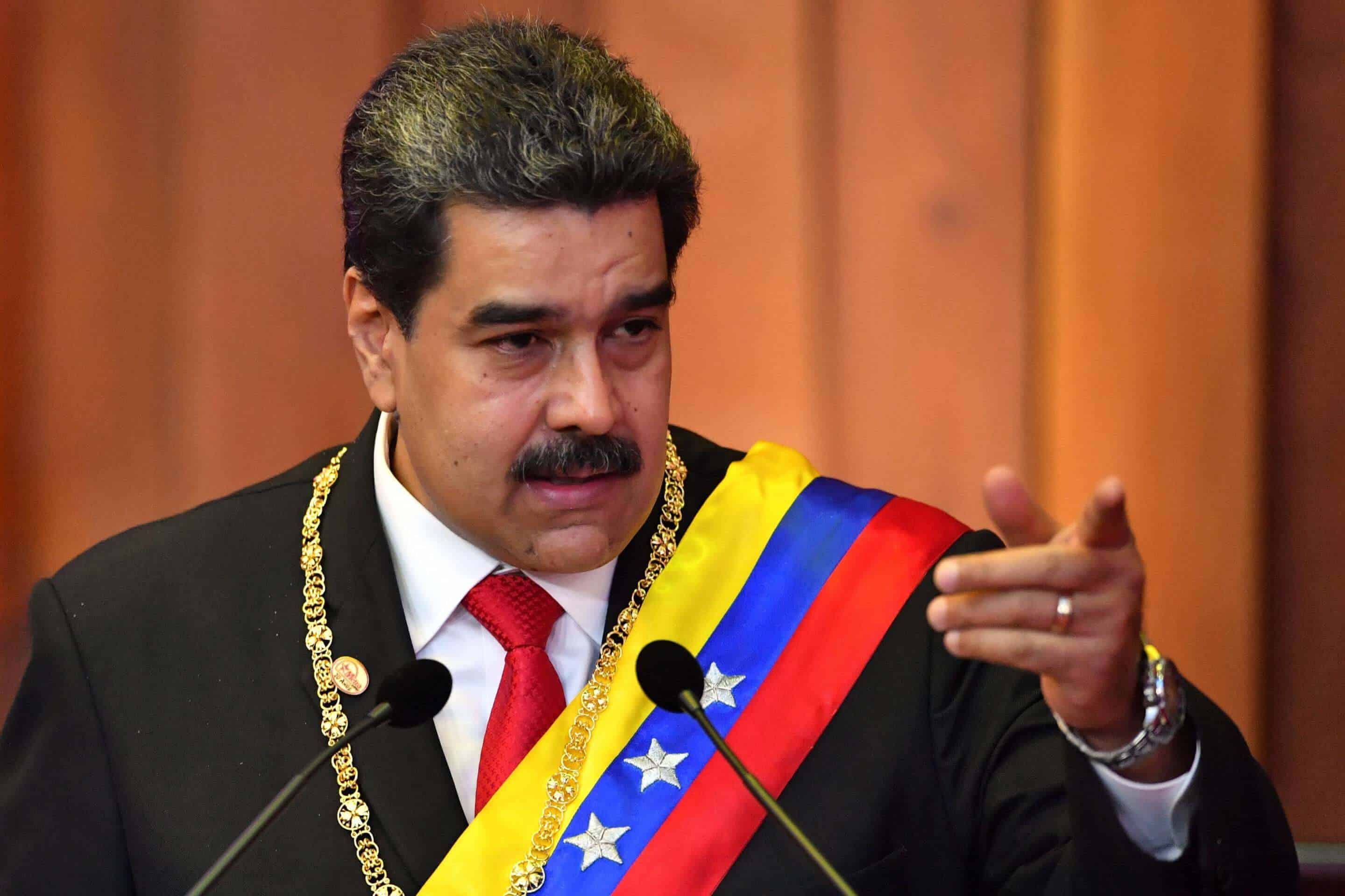 Venezuelan President Nicolas Maduro Won't Give on Petro Anytime Soon
