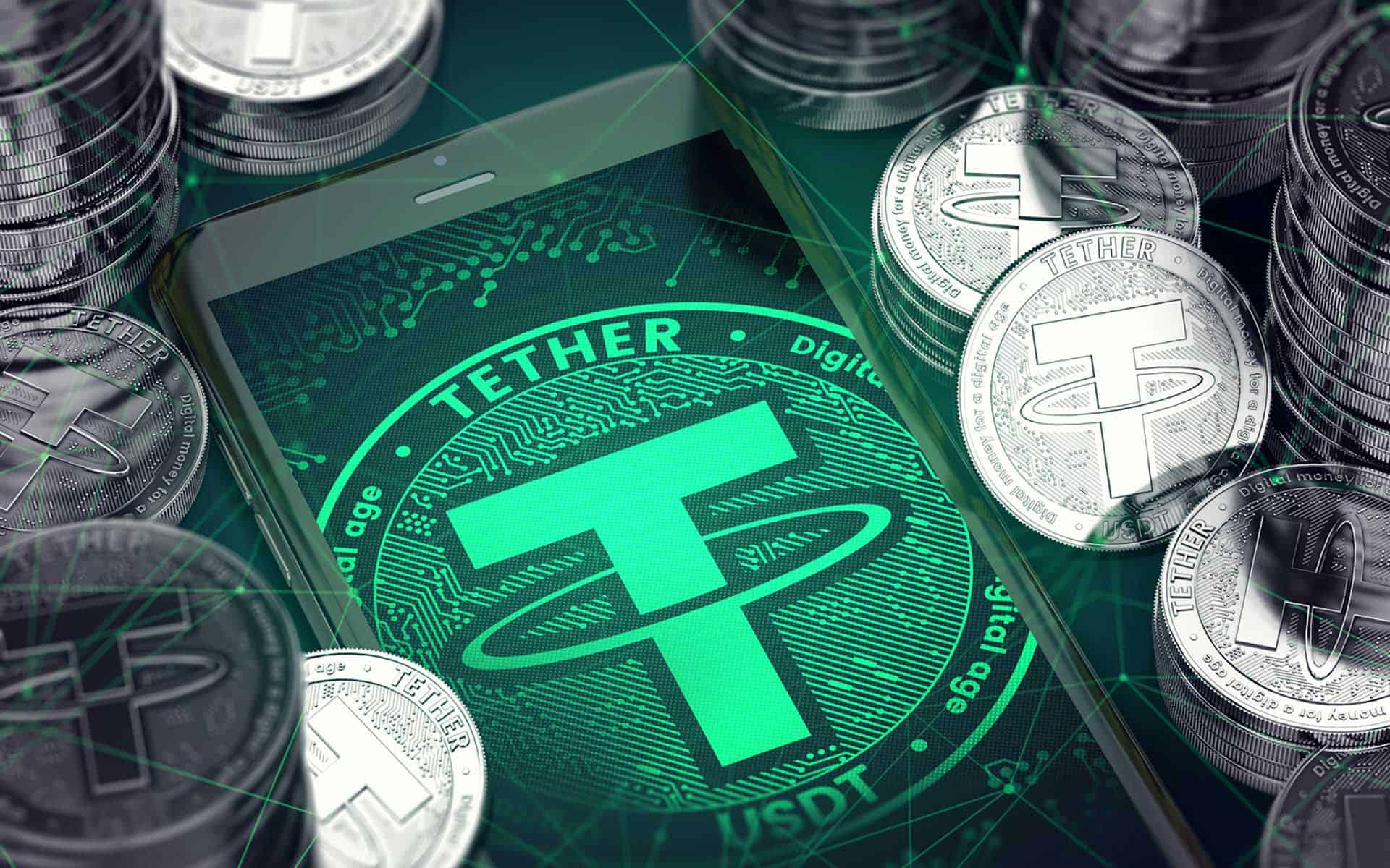 Tether Becomes China's Favorite Cryptocurrency as Spot Trading Rises