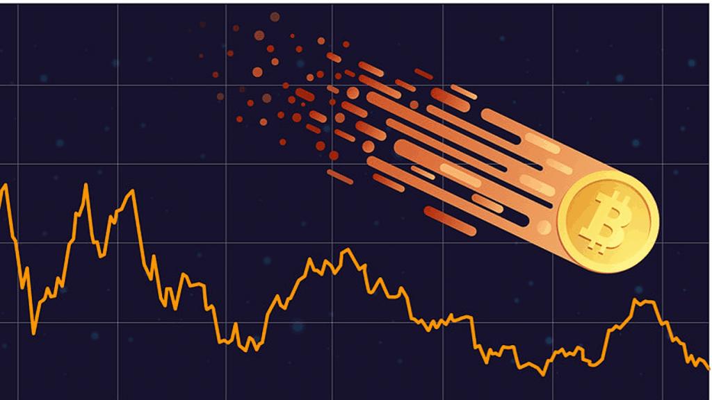 Bitcoin Drops Below $7000 Range As New Fires Stoke US and China Trade Wars 2
