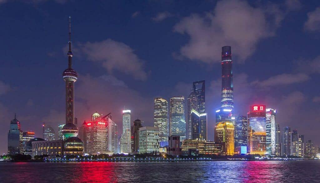 China Uses Blockchain-Based Identification For Smart Cities