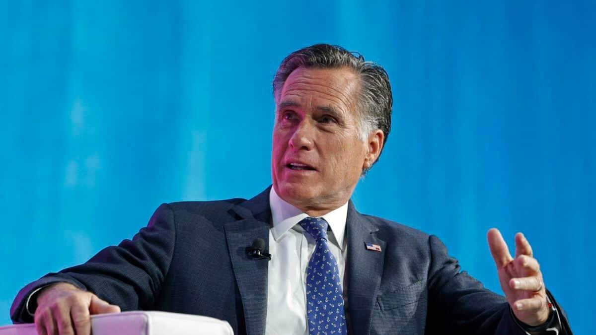 US Senator Romney Calls Cryptocurrency A Homeland Security Threat