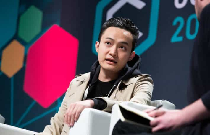 Justin Sun Promises $1 Million Donation To Greta Thunberg's Cause