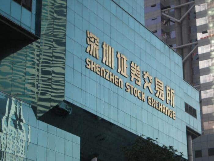 Shenzhen Stock Exchange Lists 50 Blockchain Companies in a New Index