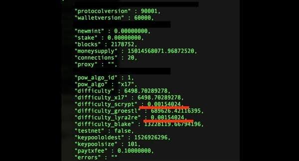 vertcoin 51 percent attack