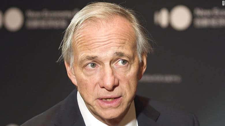 Billionaire Ray Dalio Holds Off on Bitcoin as He Touts Gold for its Stability