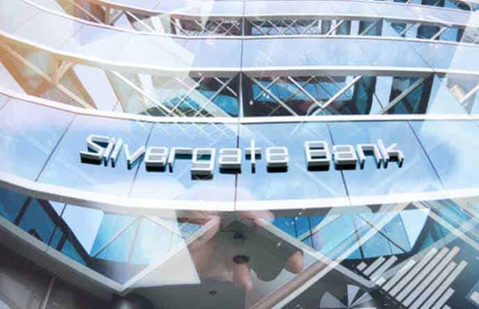 US-Based Silvergate Bank Sees Decrease In Crypto Deposits While Clients Increase