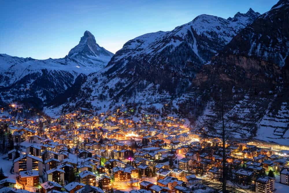 Southern Swiss City Zermatt To Accept Bitcoin for Tax Payments