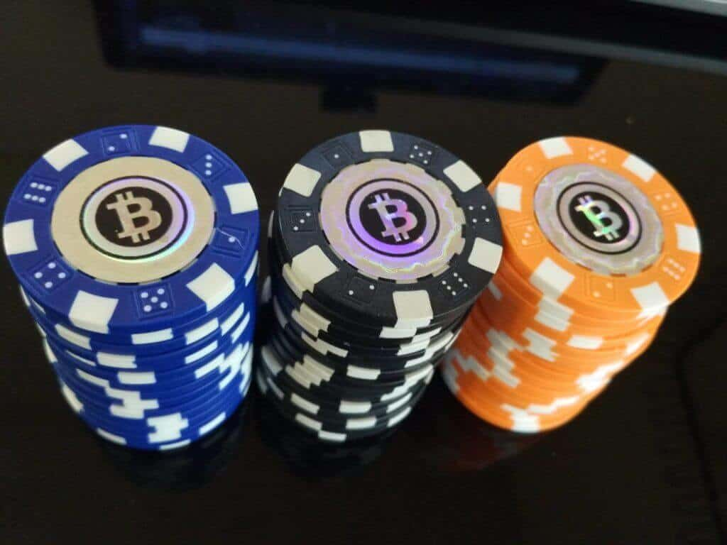 poker with bitcoins